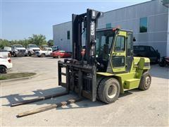 2014 Clark C70D Industrial Forklift