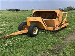 1995 Rowse 700 7 Yard Dirt Scraper