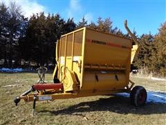 DuraTech 2650 HayBuster Bale Processor