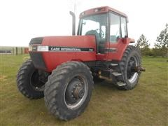 1991 Case International 7130 Magnum MFWD Tractor
