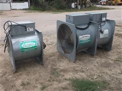 Sukup Axial Flow Grain Bin Dryer