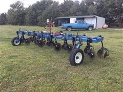 9 Knife Anhydrous Bar