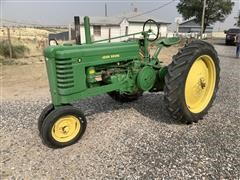 John Deere B 2WD Tractor