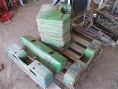 Tractor Weights & Brackets