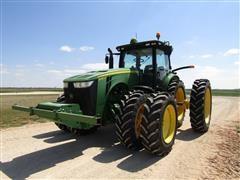 2013 John Deere 8285R MFWD Tractor