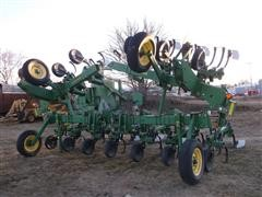 John Deere 856 12 Row Narrow Row Crop Cultivator
