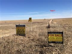 Tract #7:  434.74+/- Acres Red Willow County, NE