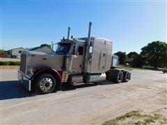 2007 Peterbilt 379 EXHD T/A Truck Tractor