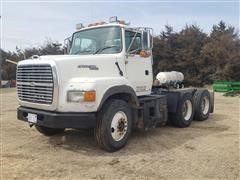 1995 Ford AeroMax L9000 T/A Day Cab Truck Tractor
