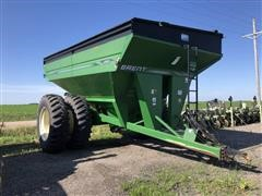 Brent 1080 Grain Train Grain Cart