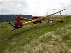 Westfield MK100-71 Auger W/Swing Hopper