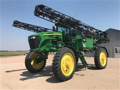 2007 John Deere 4720 Self Propelled Sprayer