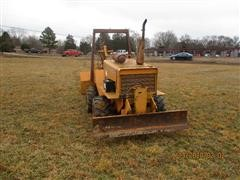 Case DH5 4x4 Trencher