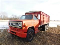 1976 Chevolet C60 Grain Truck