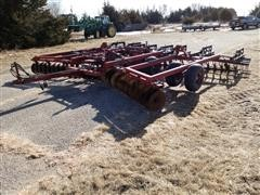 Case IH 3950 24' Disk W/2014 Remlinger Harrow