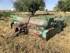 Lockwood 4 Row Top Saver Defoliator