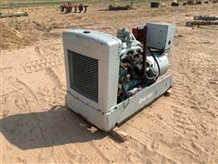 Onan 20/15 Kva Electric Plant Diesel Generator