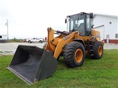 2017 Case 621F Wheel Loader