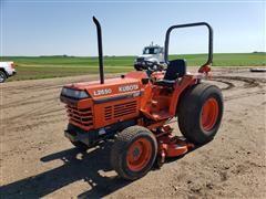 1994 Kubota L2650D MFWD Tractor