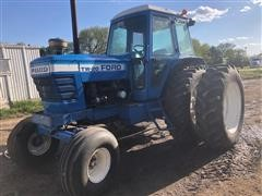 1980 Ford TW-20 2WD Tractor