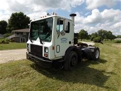 1997 Mack MR688P S/A Cabover Truck Tractor