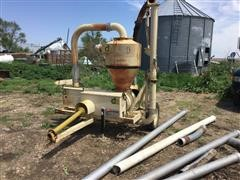 Dunbar Kapple Ac-U-Vator Grain Vac