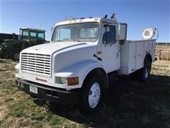 1991 International 4700 S/A Service Truck
