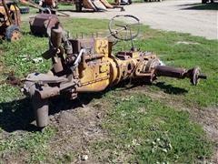 1948 Minneapolis-Moline RTU 2WD Parts Tractor