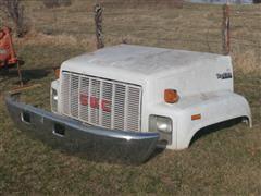 GMC TopKick Hood & Bumper
