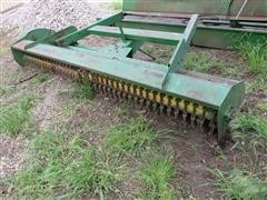 McKee JO200 Flair Mower/ Rotary Bale Shredder