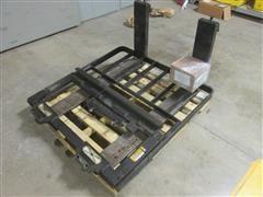 2007 Doosan Forklift Rack And Forks