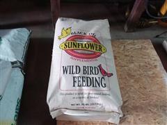 Sunflower Black Oil Supplement Wild Bird Feed