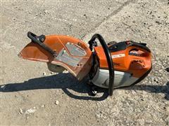 Stihl TS 420 Concrete Saw