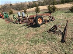International Plow, Automatic Mister, & Planter