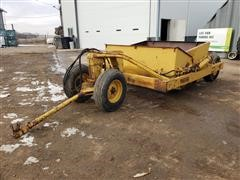 Soil Mover 50RF 5 Yard Pull Type Dirt Scraper