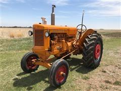 1954 Minneapolis-Moline U 283B-4 2WD Tractor