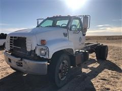 1998 Chevrolet 2 Ton Cab & Chassis