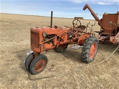 1947 Allis-Chalmers C 2WD Tractor