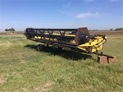 2008 New Holland Honeybee 92C 25' Draper Header