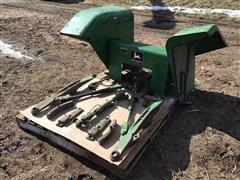 John Deere 8430 4WD Tractor Fenders & 3-Pt
