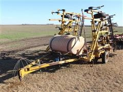3 Section Field Cultivator