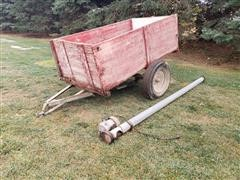 Wagon & Auger