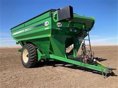 2014 J&M 1150-20 Grain Cart