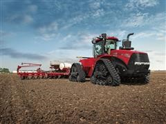 Just Launched! 2020 AFS Connect Steiger 420 Rowtrac CVXDrive Tractor 100 Hour Lease