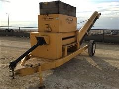 Henke Buffalo 72001254 Portable Roller Mill