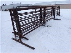 24' Freestanding Livestock Panels