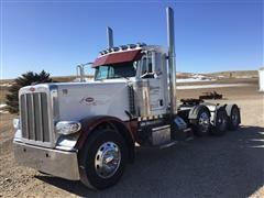 2009 Peterbilt 389 Tri/A Truck Tractor