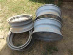 """22.5-8.25"""" Steel Wheels"""
