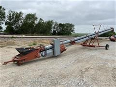 Hutchinson Mayrath 1070 Belt Conveyor/Auger