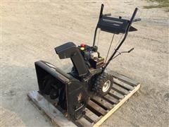 "Yard Machines Gold Series 24"" Snow Blower"